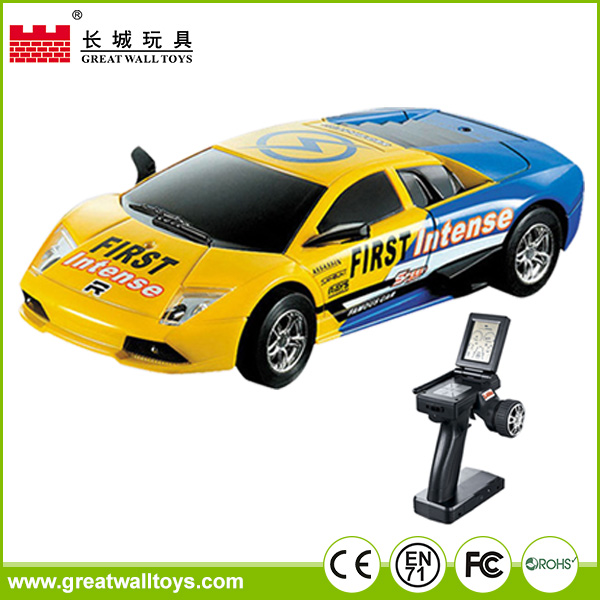 Wholesales New Style RC Racing Car 4WD 2.4GHz Drift Remote Toys 1:43 High
