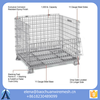 Mesh cage / Metal Steel cage / Wire Rolling Storage Cage