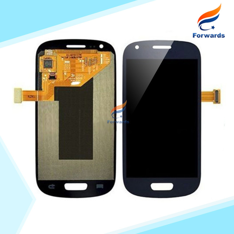 One Piece Free Shipping LCD for Samsung Galaxy S3 mini i8190 i8195 Display Screen with Touch Digitizer Assembly 100% Guarantee
