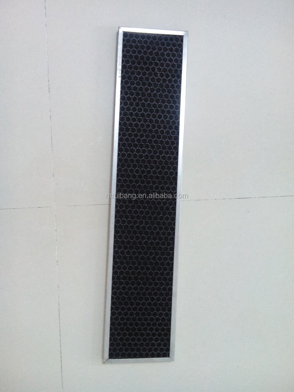 Manufacturing Air Conditioner Parts Of Activated Carbon Filter ...