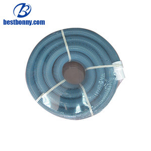 Swimming pond silicone vacuum cleaner flexible hose