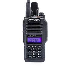 IP57 <span class=keywords><strong>Baofeng</strong></span> Radio 5 W Ganda Tali Portabel HAM Walkie Talkie