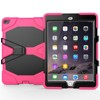 Newest Wholesale Full Cover Protector Rugged Tablet Case For iPad Air 2