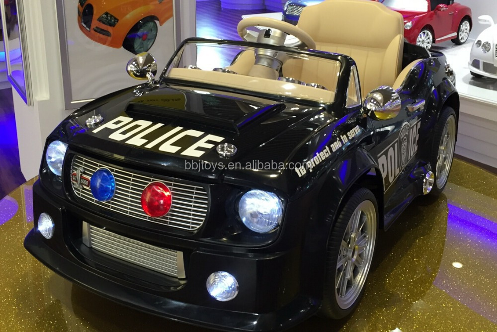 Ride On Police Car,Child Electric Police Car,Electric Toy