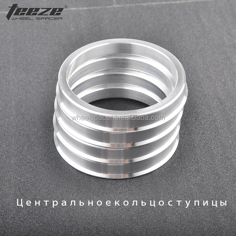 wheel center hub rings 4 pcs/set OD 65.1 to 59.5