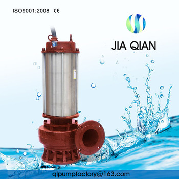 10HP 3 Phase Electircal Hot Water Submersible Pump With Factory Price