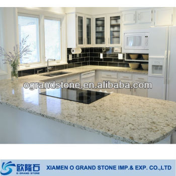 Man Made Stone Artificial Granite Kitchen Countertop - Buy  Countertop,Kitchen Countertop,Granite Countertop Product on Alibaba.com