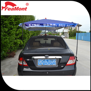 Plastic car roof top tent with CE certificate,pop-up car tent
