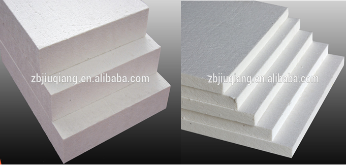 Foam insulation fireproof fireplace board 10 20mm used for Fireproof wall insulation