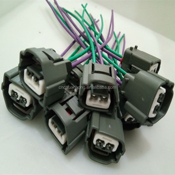 97 4.6l Fords Mustang Gt V8 Auto Ecm Engine Wiring Harness - Oem Factory  L Wiring Harness on