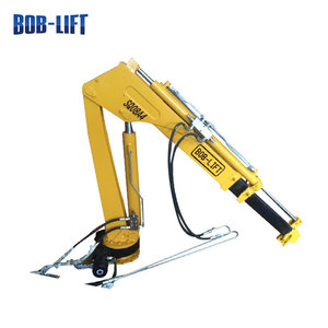 Electric Winch Pickup Truck Crane, Electric Winch Pickup Truck Crane