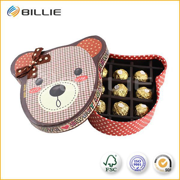 Instant Quote Payment Safety Guarantee China Chocolate Box