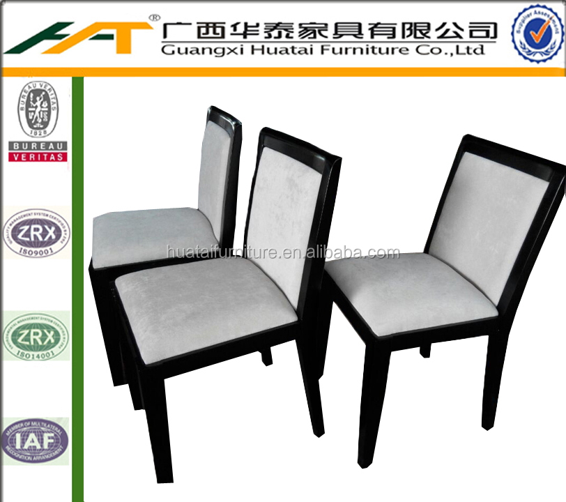 Dining Room Chairs Black LacquerFrench Style Restaurant Chairs