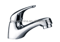 SCFAO Single hole zinc alloy warm and cold bathroom faucet