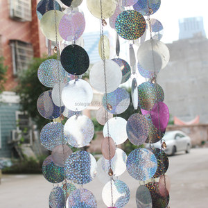 party hotel decoration parts 0.8M sequins modern crystal chandelier
