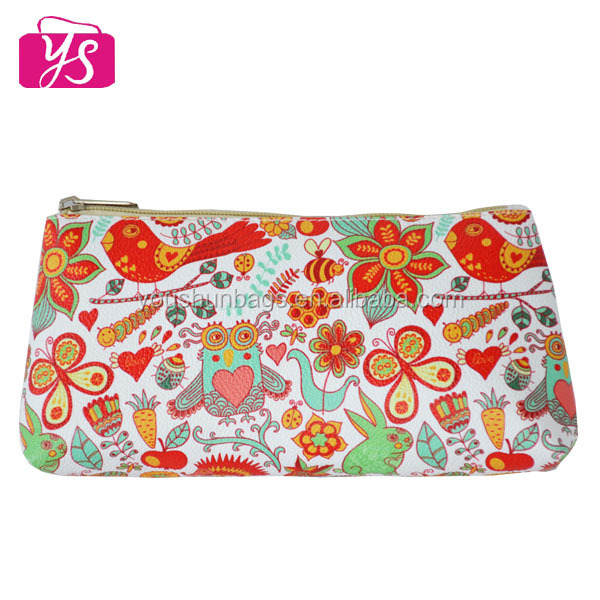 2014 newest design promotional beautiful cosmetic bag