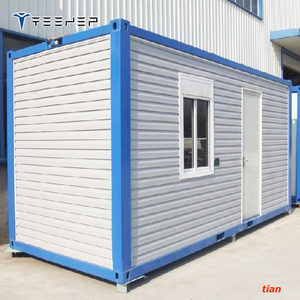 garden shed metal prefabricated Container House