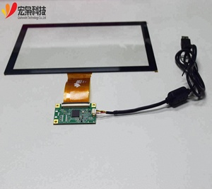 10.1 inch industrial capacitive hmi touch screen