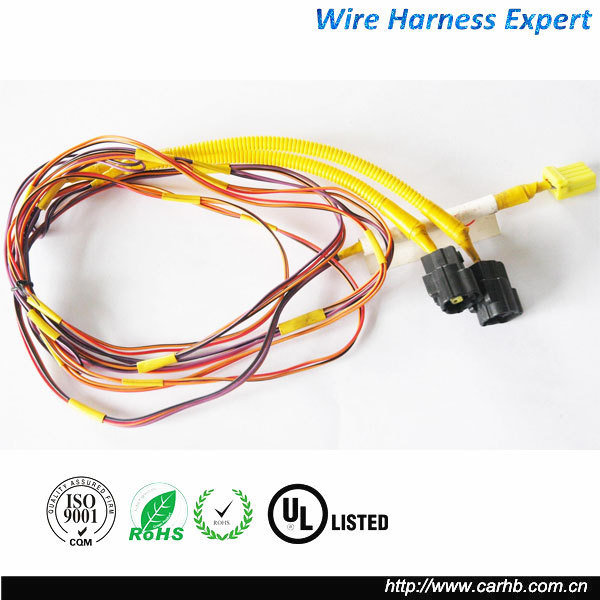 Auto Jst/tyco/jae Connector Safety Airbag Wire Harness - Buy Jst/tyco/jae on