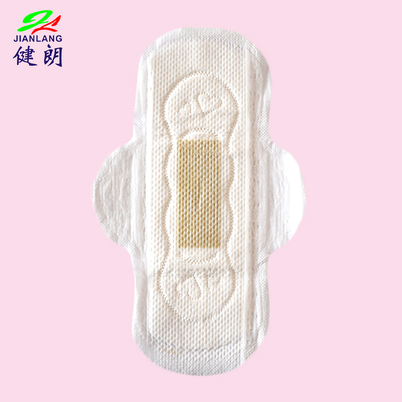 Brand Name Organic Women Anion Bio Ladies Sanitary Napkin Pads With Negative Ion