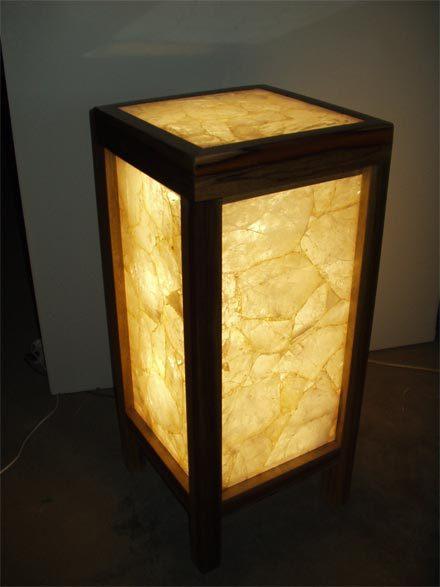 Natural Quartz Crystal Stone Backlit Tile Slab For