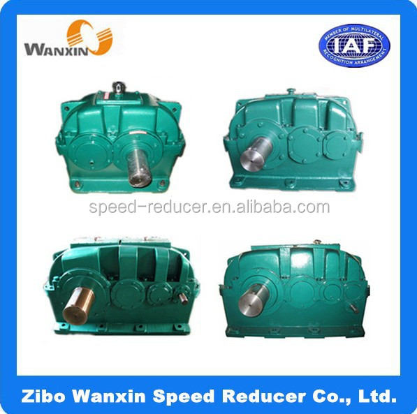 ZDY/ZLY/ZSY/ZFY series cylindrical reduction gearbox for sale