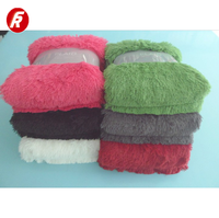 2016 Alibaba china wholesale pv plush blanket most simple style cheapest price most professional custom