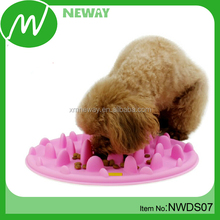 Novelty Design for Slow Feeding Silicone Dog Bowl