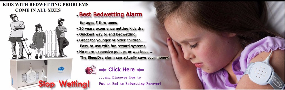 High Quality Personal Usage Enuresis Bed Wetting Alarm Effective Bedwetting Alarm