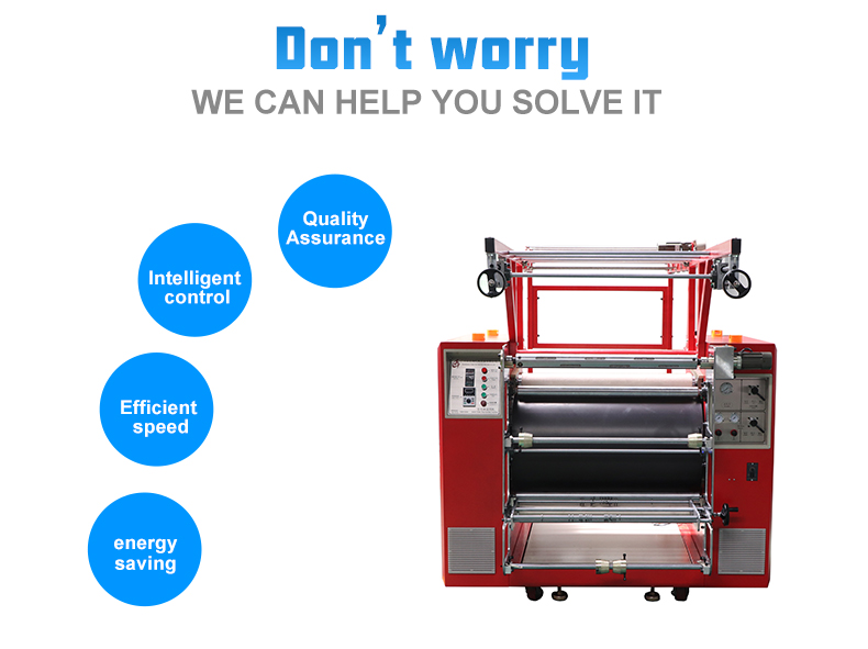 Hot sale Ribbon Double Sided Printing Roller Sublimation Lanyard Heat Press Machine