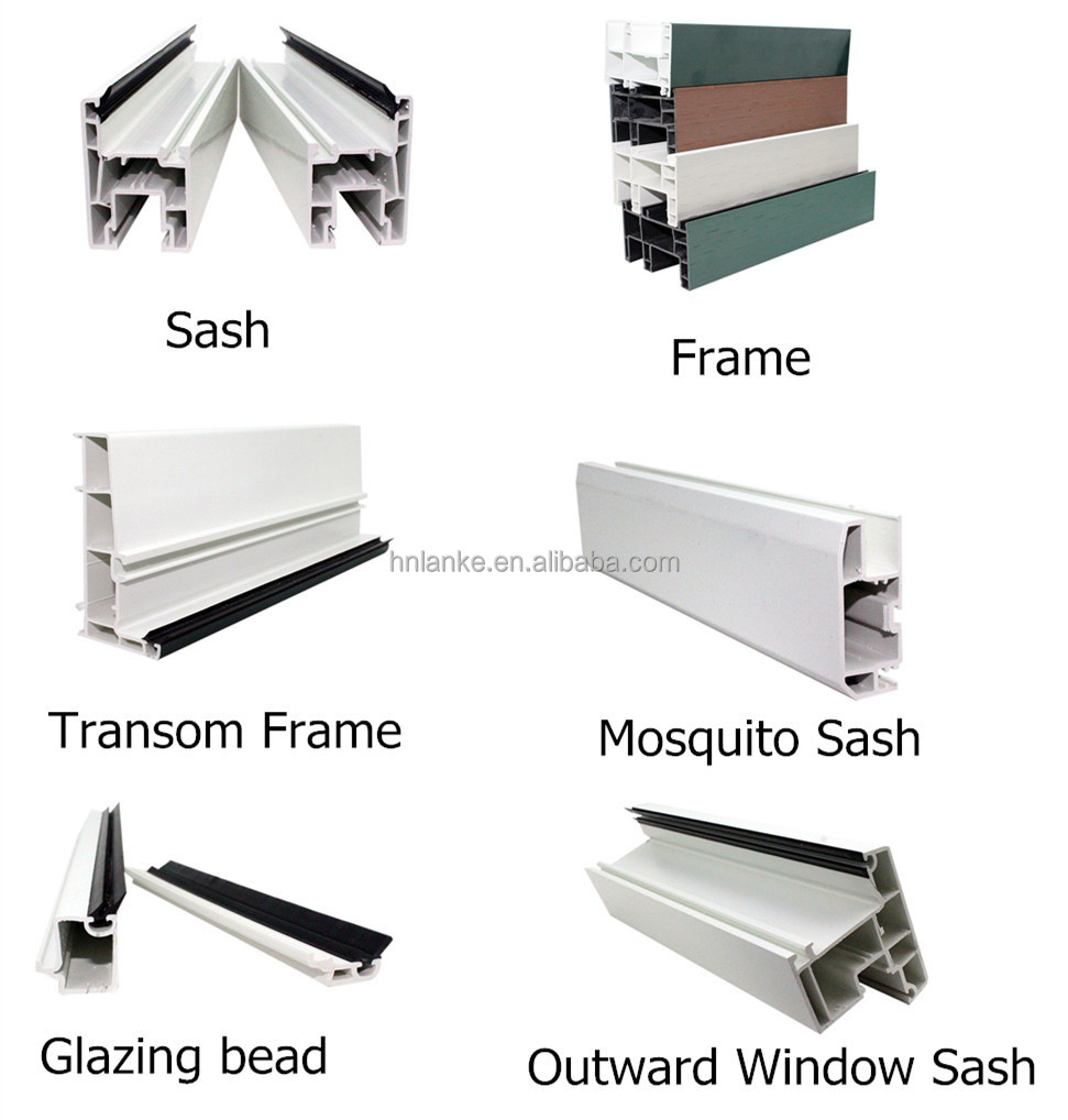 Iso Certificated Germany Upvc Profile Manufacturers,Upvc Window ...