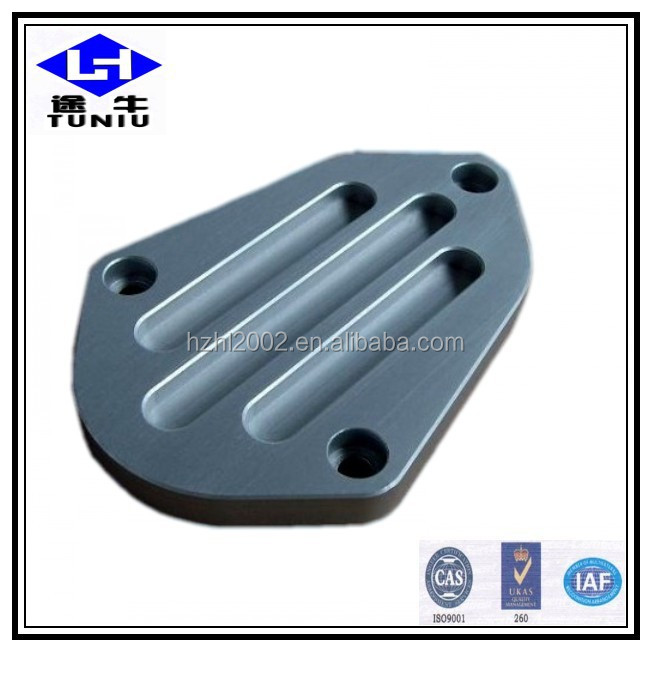 aluminum metal mechanical turning parts mass production cnc machining service cnc milling fabrication work