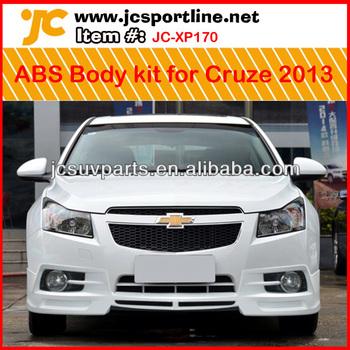 abs kit carrosserie de voiture pour 2013 chevrolet cruze hayon style de carrosserie l vres. Black Bedroom Furniture Sets. Home Design Ideas