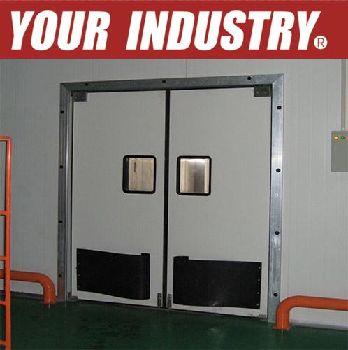 Stainless Steel Restaurant Kitchen Doors