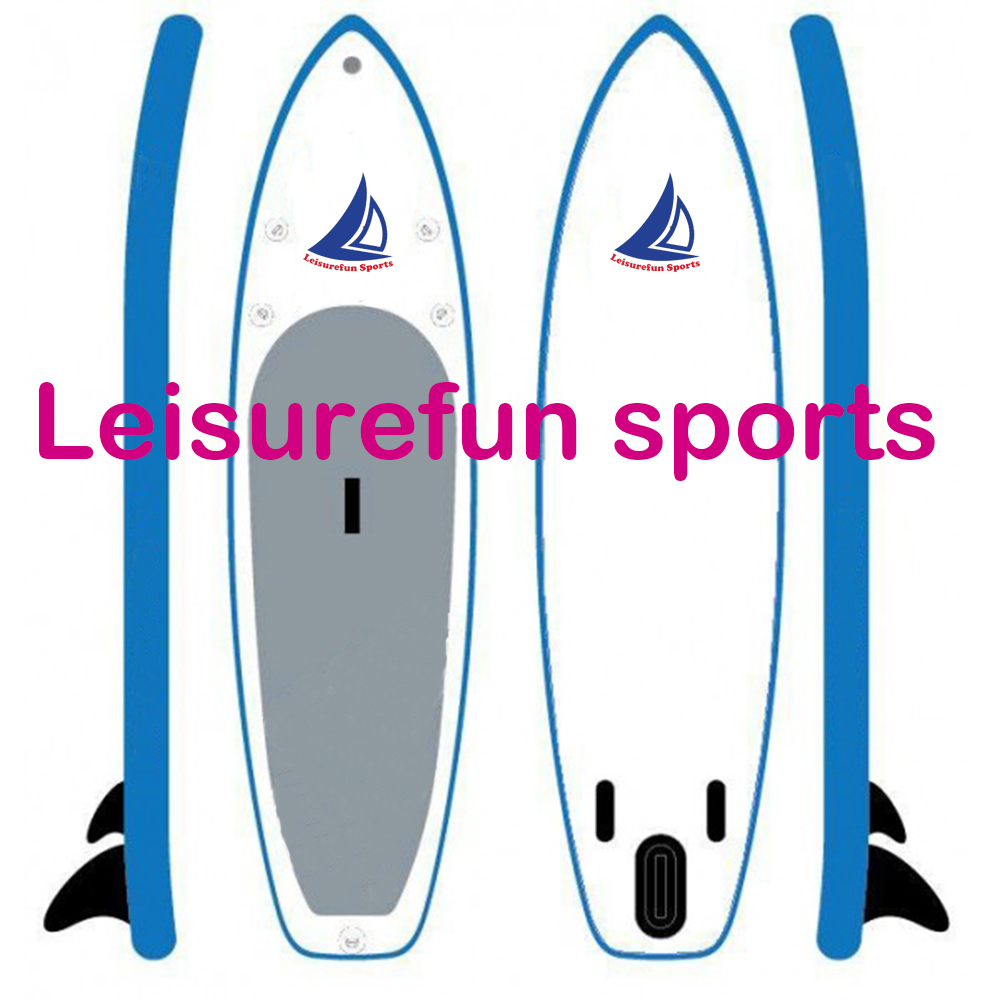inflatable high quality sailing sup paddle boards with low price