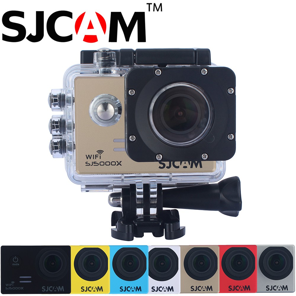 New sjcam sj5000x very very small hidden camera security camera system sjcam sj5000x 4K wireless video camera