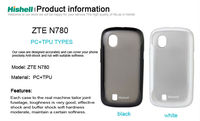 3g mobile phone case for zte n780