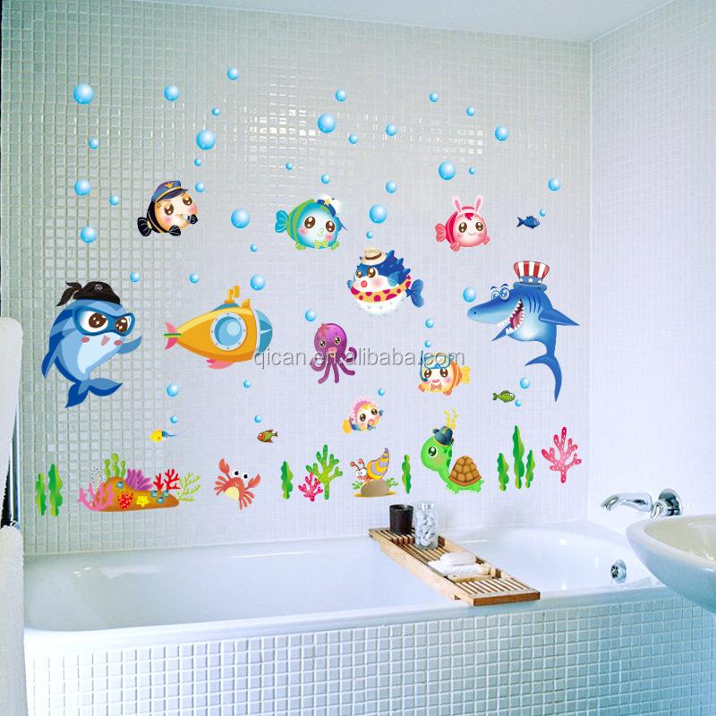 decorazioni muro fai da te pesci all'ingrosso-acquista online i ... - Decorazioni A Muro