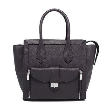 Summer light color 100% genuine leather custom handbags bags for sale 7534099be0d2e