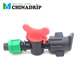 Farm Drip Line Irrigation Systems Layflat Hose Mini Valve