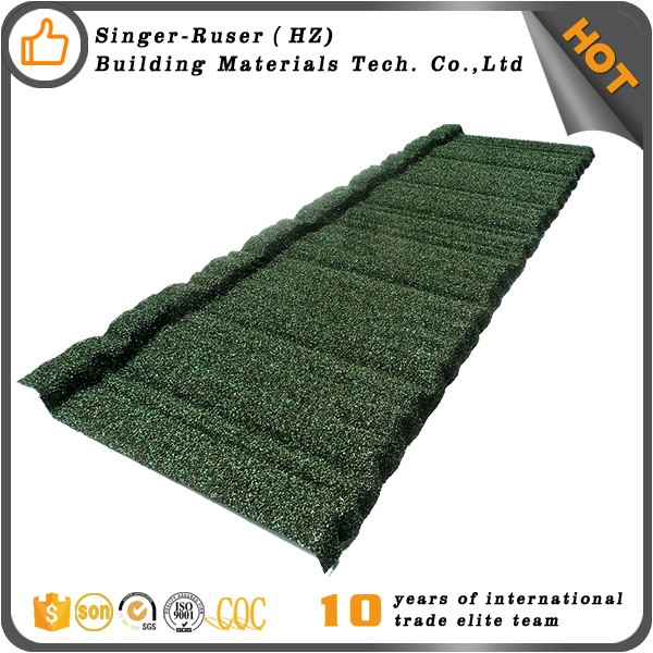 New Factory Price Light Weight Metal Roof Tile Wholesale