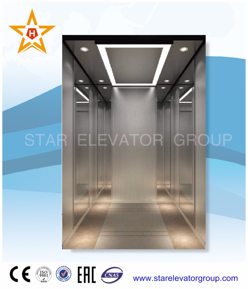 Luxurious Design Passenger elevator with high quality