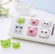 Plastic socket plugs Socket cartoon cover outlet cover for Child safety