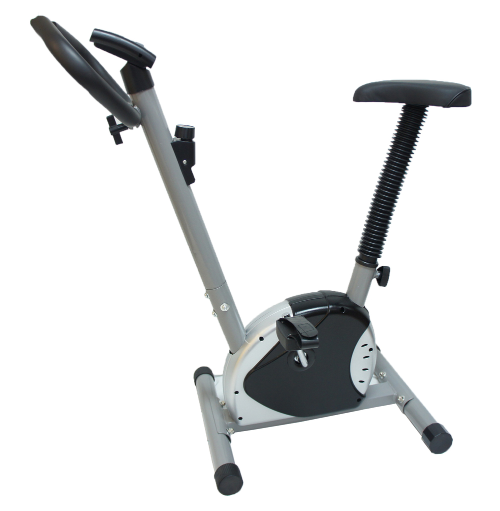 Gym indoor equipment Exercise Bike Belt Bike BB143 with Monitor