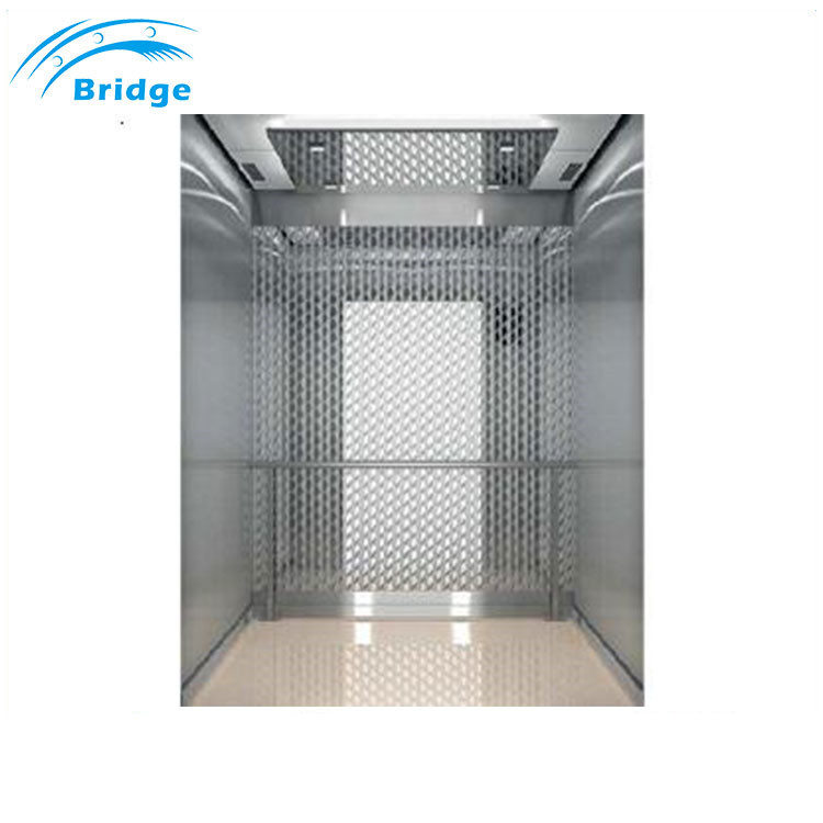 High Speed Vvvf Drive Ce Approved Commercial Passenger Elevator Lift