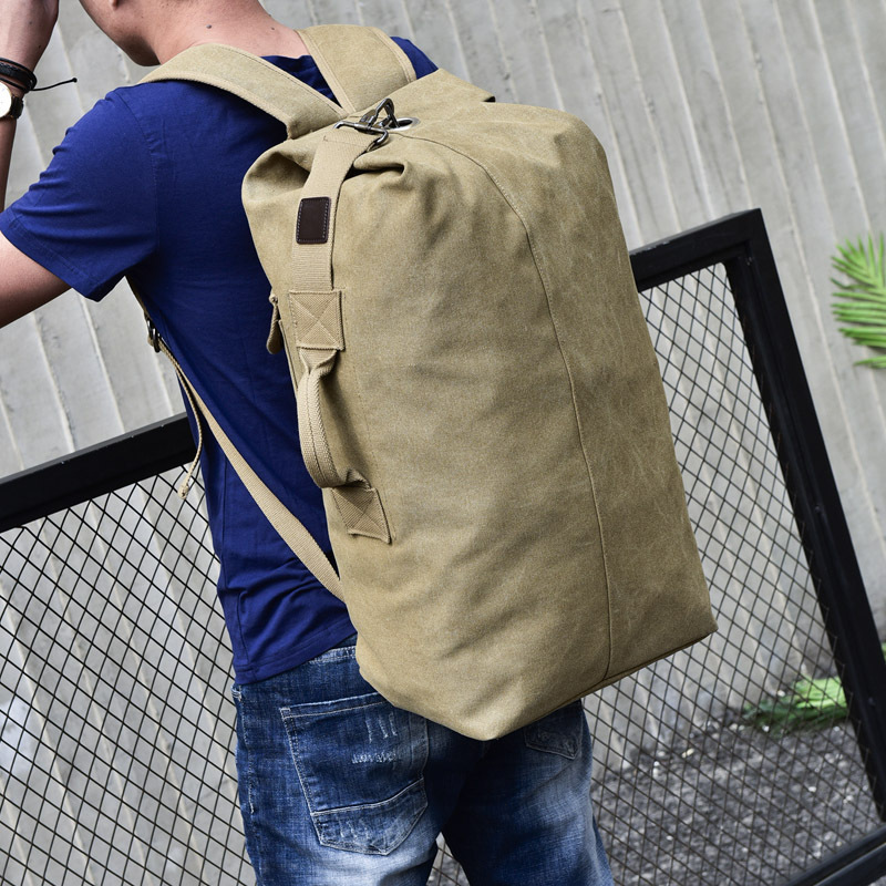 wholesale bags Large Capacity canvas travel backpack