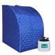 Home Personal Use Mini Ozone portable steam sauna