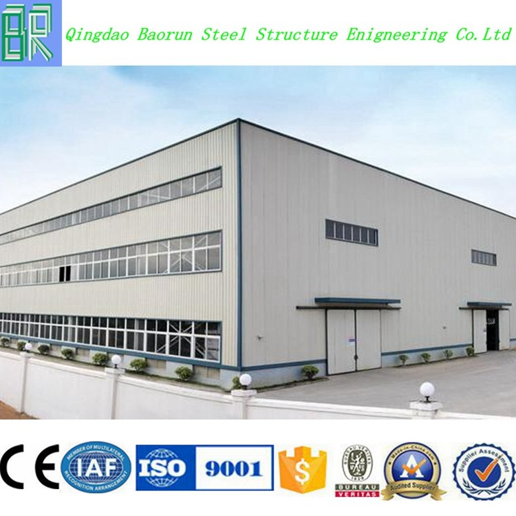Prefab steel structures buildings steel structure system