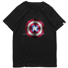 Fashion shirts superhero t shirt marvel mens t shirt