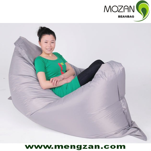 Waterproof outdoor large square bean bag chairs wholesale